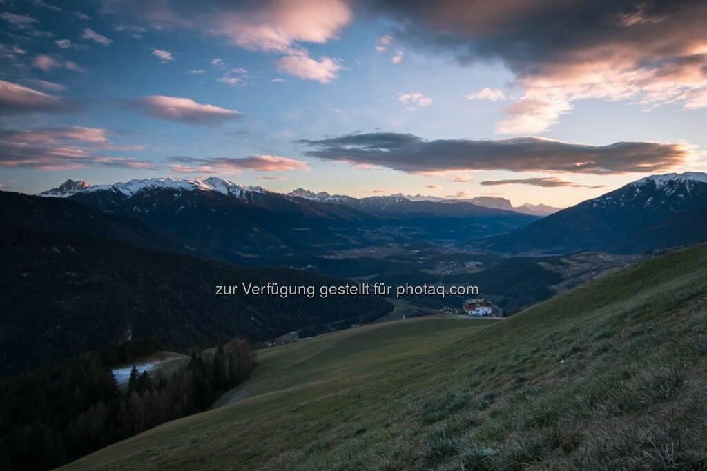 schneefreies Südtirol, http://www.sunshinemoments.at/, &copy; Georg Krewenka, <a href=