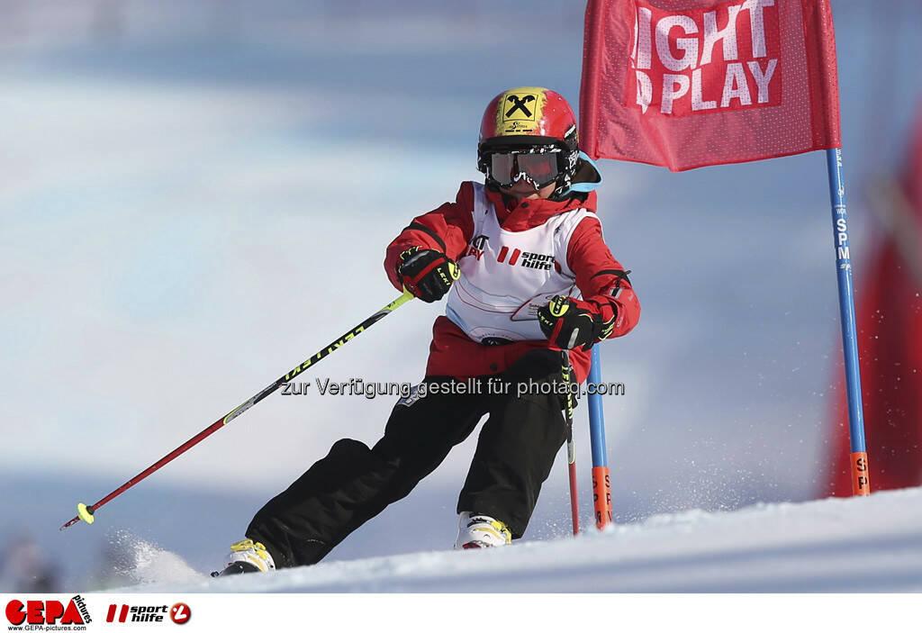 David Siedler (Team Ohlala). Foto: GEPA pictures/ Christian Walgram, © GEPA/Sporthilfe (10.02.2013)