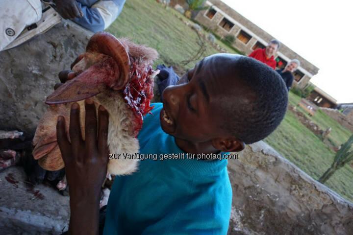 Eröffnung des Run2gether- Kiambogo Primary School – Stadium