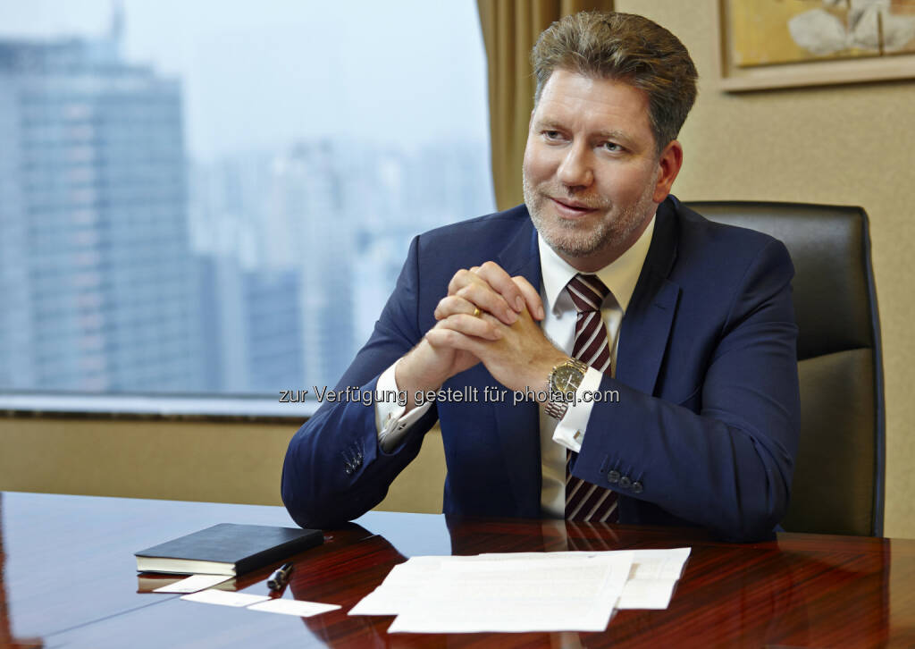 Joe Doering verstärkt Kathrein Werke KG-Geschäftsleitung, © Aussender (08.01.2015)
