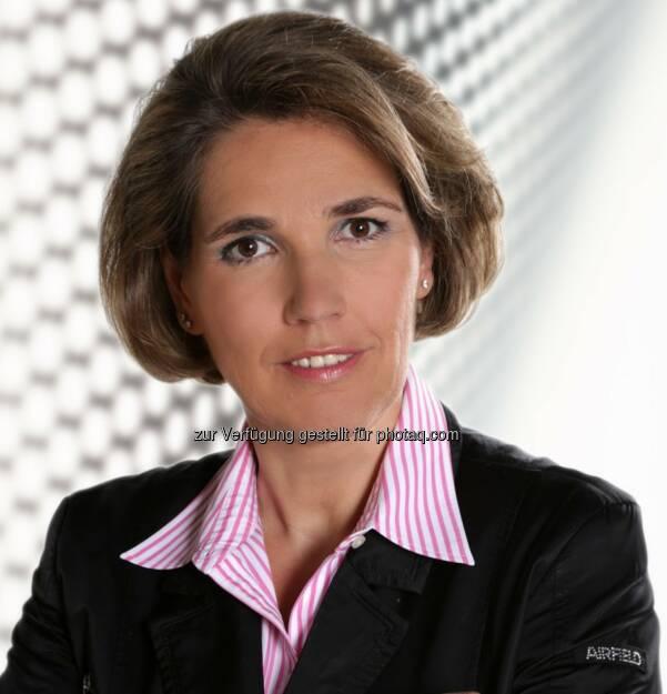 Andrea Hofer ist ab 1. Jänner 2015 Alleingeschäftsführerin der Gain Capital Participations GmbH (Bestandteil der Breiteneder Gruppe) in Wien, © Aussender (08.01.2015)