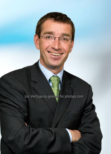 Christoph Oppitz übernimmt mit 1.1.2015 die Vertriebsleitung Österreich der s-Versicherung, © Aussender (09.01.2015)