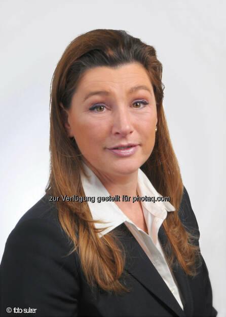 Renate Vierthaler ist Landesdirektorin für Salzburg der s-Versicherung., © Aussender (09.01.2015)
