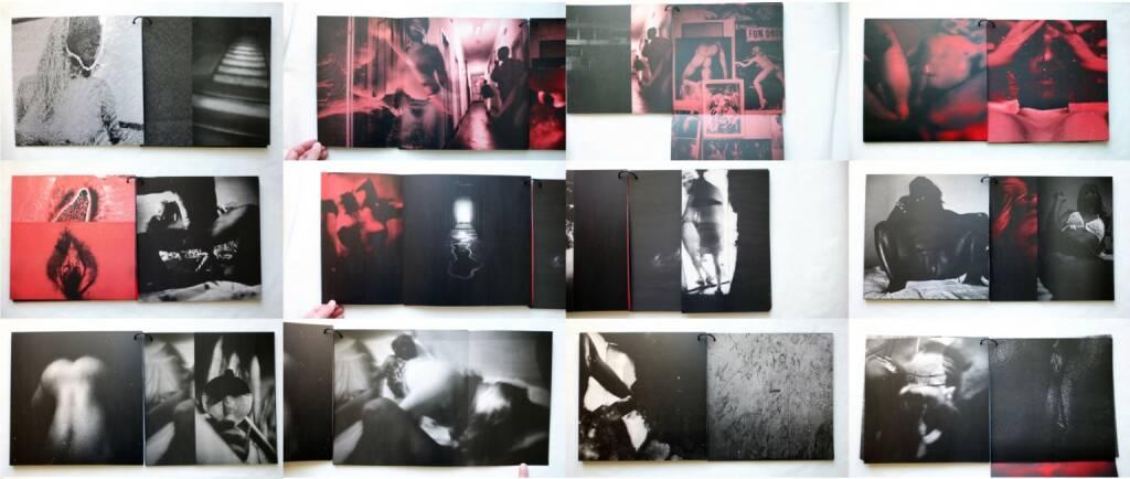 Francilins - LIMBO, Self published 2014, Beispielseiten, sample spreads - http://josefchladek.com/book/francilins_-_limbo, © (c) josefchladek.com (09.01.2015)
