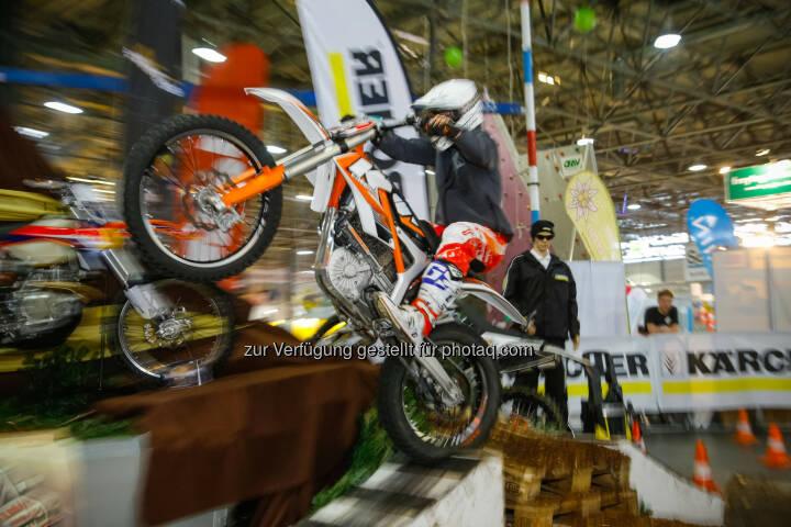Erzbergrodeo GmbH: Erzbergrodeo-Action auf der Ferien-Messe Wien vom 15. - 18. Jänner 2015!