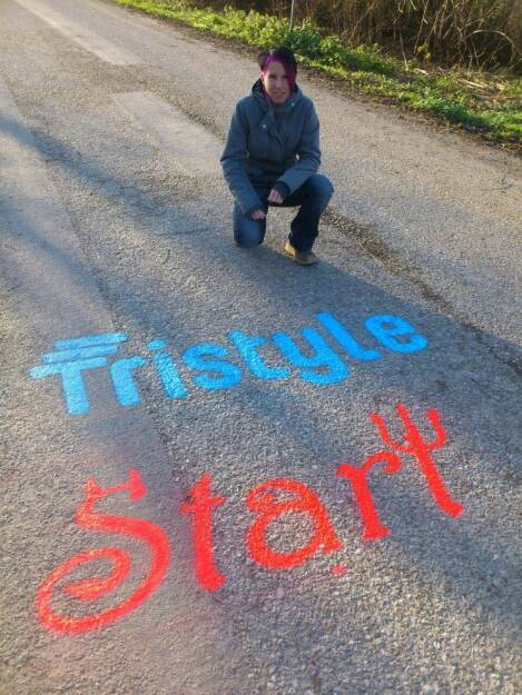 Start Tristyle Conny Köpper (11.01.2015)