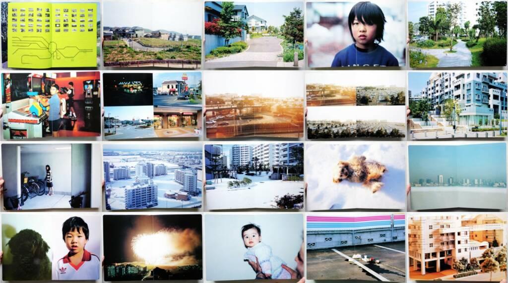 Takashi Homma - Tokyo Suburbia, Korinsha Press 1998, Beispielseiten, sample spreads - http://josefchladek.com/book/takashi_homma_-_tokyo_suburbia, © (c) josefchladek.com (11.01.2015)