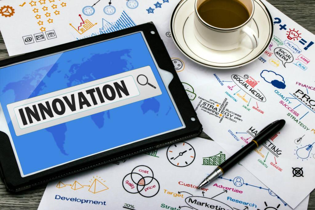 Innovation, Idee, neu, Erfindung, Erneuerung, Eureka, Forschung, Gedanken, denken, nachdenken, http://www.shutterstock.com/de/pic-243139486/stock-vector-pictograph-of-bulb-concept.html, © www.shutterstock.com (12.01.2015)