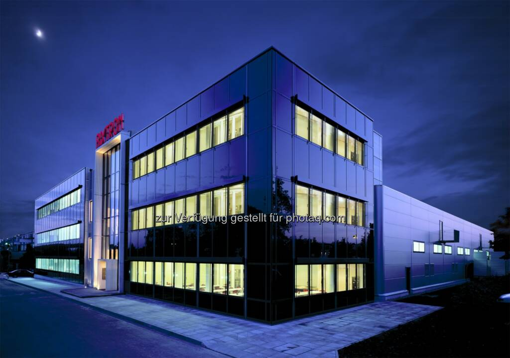 Aixtron Production and Headquarters in Herzogenrath/Aachen, Germany (Quelle: http://www.aixtron.com/en/press/media-center/downloads/ ), © Aussender (13.01.2015)