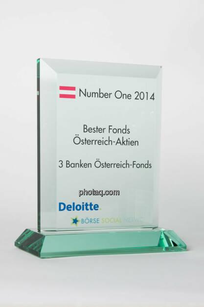 Bester Fonds Österreich-Aktien: 3 Banken Österreich-Fonds, © photaq/Martina Draper (13.01.2015)