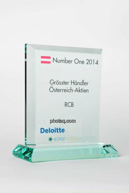 Grösster Händler Österreich Aktien: RCB, © photaq/Martina Draper (13.01.2015)