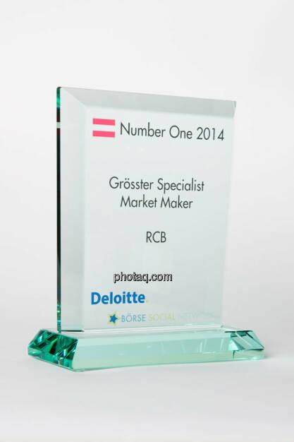 Grösster Specialist Market Maker: RCB, © photaq/Martina Draper (13.01.2015)