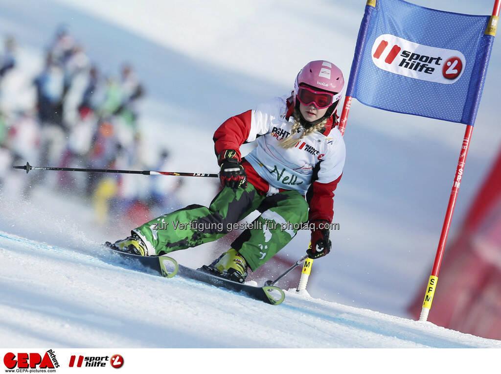 Nella Knauss (Team Goesser). Foto: GEPA pictures/ Wolfgang Grebien, © GEPA/Sporthilfe (10.02.2013)