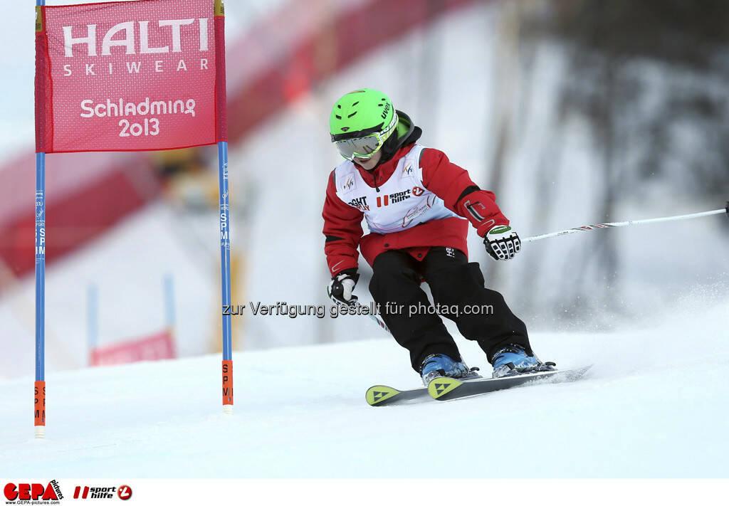 Kilian Hoeflehner (Team Deichmann). Foto: GEPA pictures/ Christian Walgram, © GEPA/Sporthilfe (10.02.2013)