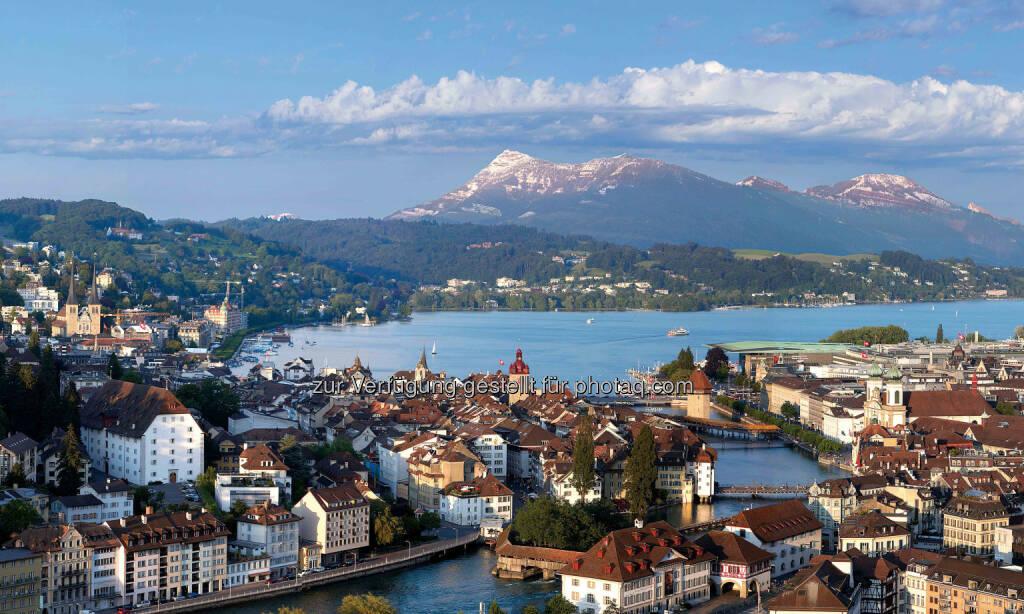 Lucerne: Schweiz Tourismus: Der Musiksommer mit Lucerne Festival, © Aussendung (14.01.2015)