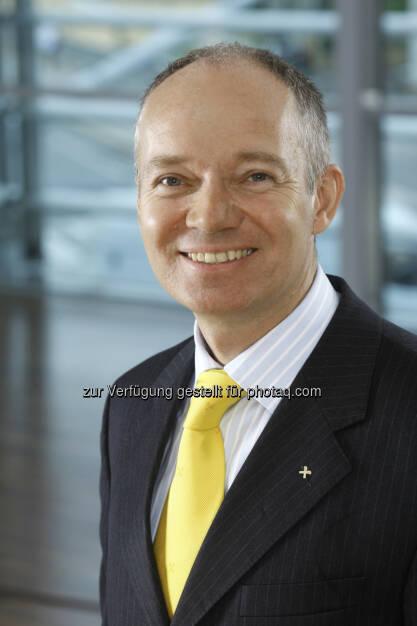 Gaston Giefing übernimmt Leitung Raiffeisen Private Banking Wien, Raiffeisenlandesbank NÖ-Wien AG, © Aussender (14.01.2015)