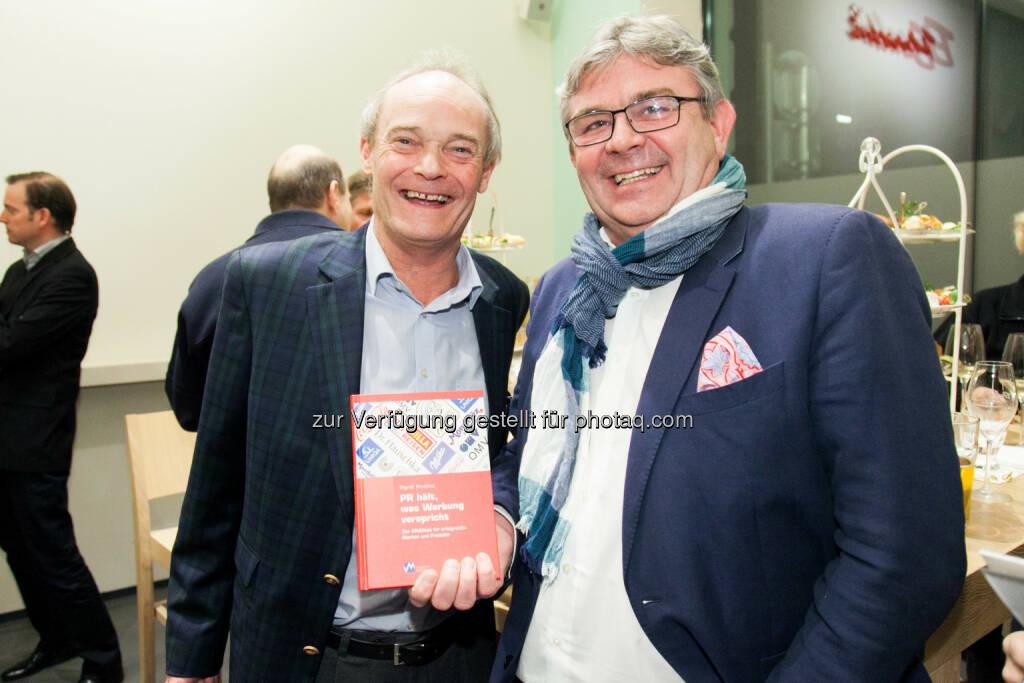 Michael Graf, Fritz Mühlbeck, © Arman Rastegar (15.01.2015)