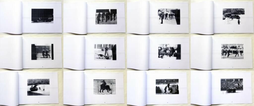 Julián Barón - Tauromaquia, Self published 2014, Beispielseiten, sample spreads - http://josefchladek.com/book/julian_baron_-_tauromaquia, © (c) josefchladek.com (16.01.2015)