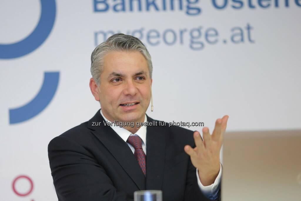 Peter Bosek, Erste Bank, © Erste Bank (16.01.2015)