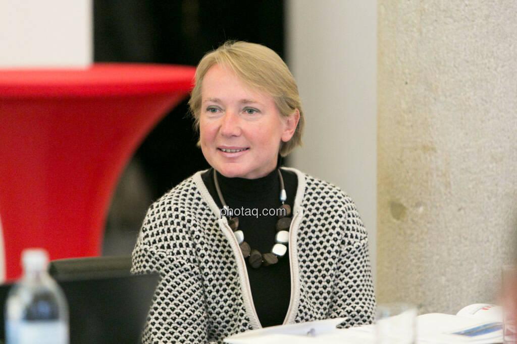 Heike Arbter (ZFA-Vorstand, RCB), © photaq/Martina Draper (17.01.2015)
