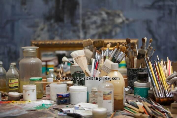 Stifte, Farben, Malen, Kunst