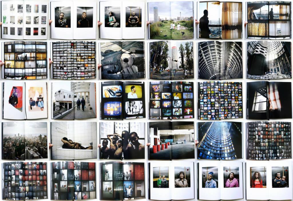 Mikhael Subotzky & Patrick Waterhouse - Ponte City, Steidl 2014, Beispielseiten, sample spreads - http://josefchladek.com/book/mikhael_subotzky_patrick_waterhouse_ponte_city, © (c) josefchladek.com (18.01.2015)