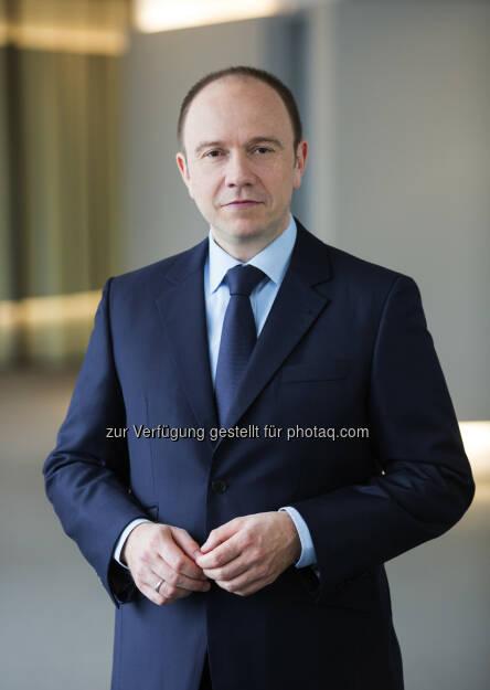"""Alexander Sperl (A1 Vorstand Marketing, Vertrieb und Service) - als einziger Österreicher bei """"50 CMOs to watch Liste von Global Telecoms Business dabei (Bild: A1), © Aussender (20.01.2015)"""