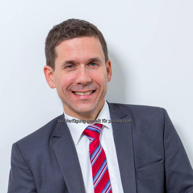 Christian Kniescheck seit Anfang Jänner 2015 Geschäftsführer der E. F. Grossnigg Finanzberatung (Bild: Helge Kirchberger Photography GmbH), © Aussender (20.01.2015)