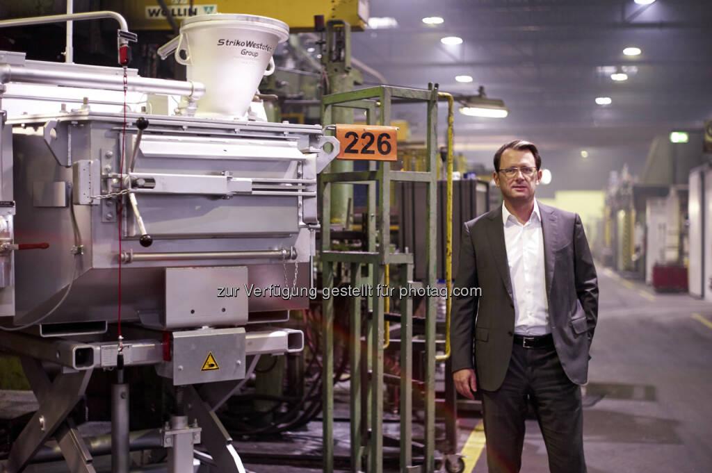 Nikolaus Szlavik: Austria Druckguss GmbH weiter auf Erfolgskurs: Gewinnsteigerung um 500% in 2014 und Großauftrag für die nächsten sechs Jahre , © Aussender (22.01.2015)