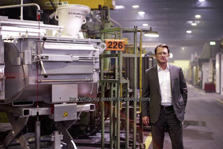 Nikolaus Szlavik: Austria Druckguss GmbH weiter auf Erfolgskurs: Gewinnsteigerung um 500% in 2014 und Großauftrag für die nächsten sechs Jahre