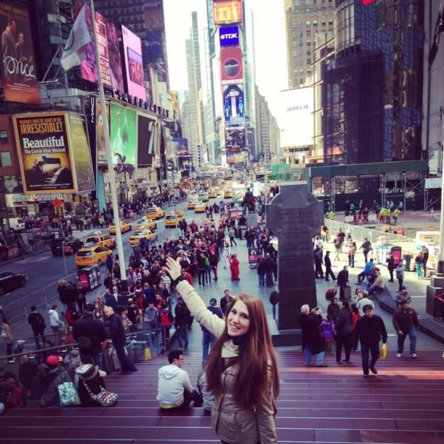 New York, © Melanie Raidl (22.01.2015)