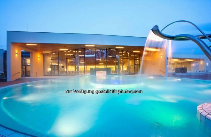 Therme / Parktherme Bad Radkersburg: Positive Bilanz nach zweijährigem Bestehen  (Bild: Harald Eisenberger)