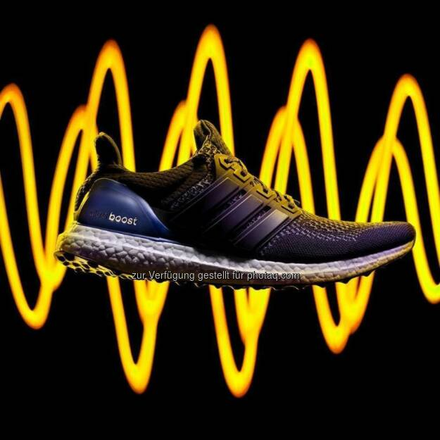 adidas unveils Ultra Boost Join the revolution #ultraboost, © adidas (23.01.2015)