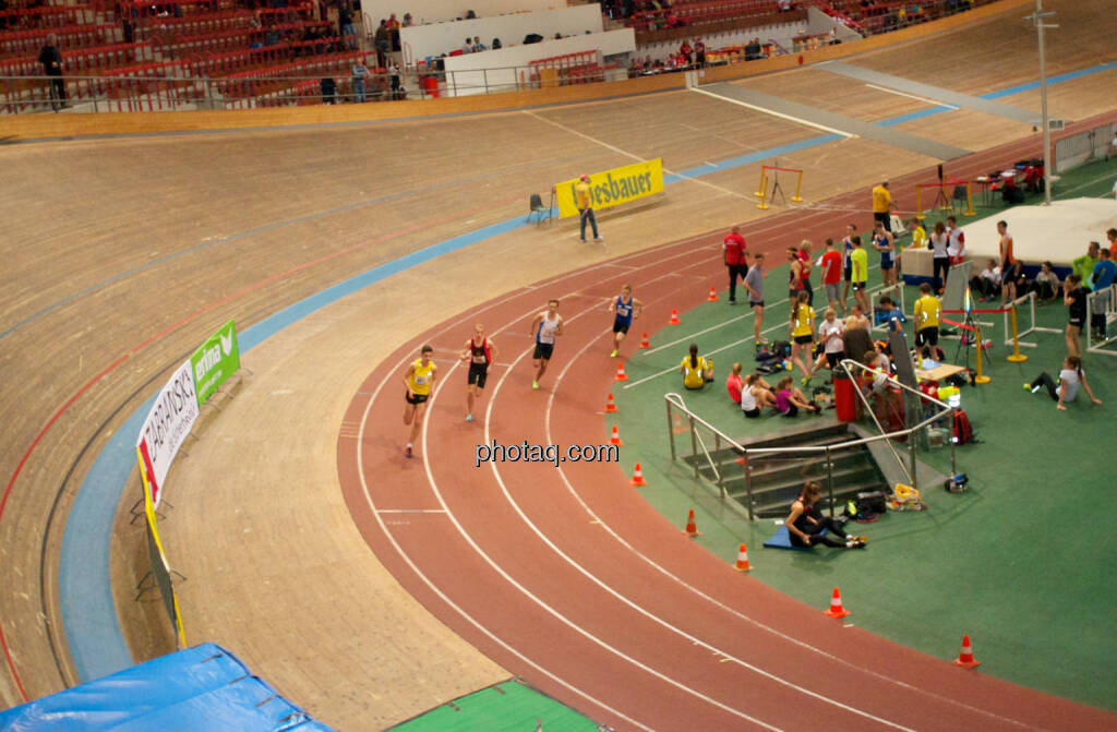 WLV-Meeting im Wiener Dusikastadion, © photaq/runplugged (24.01.2015)