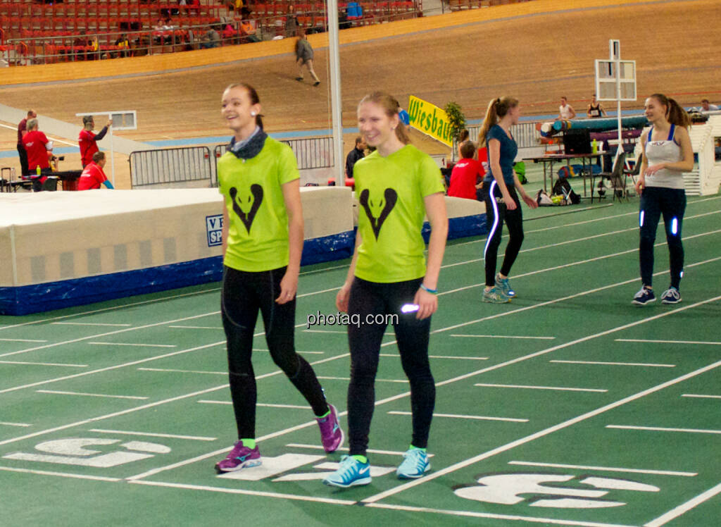 Leichtathletik Meeting, © photaq/runplugged (24.01.2015)