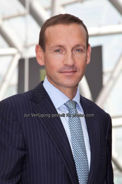 Markus Ploner, CFA, Geschäftsführer der Spängler IQAM Invest: Spängler IQAM Invest eröffnet Büro in Frankfurt am Main, © Aussender (26.01.2015)