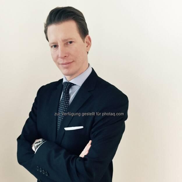 Daniel Deutsch, Geschäftsführer des comm.ag Standortes in Wien: comm.ag Communication Agency eröffnet Büro in Wien (Bild: comm.ag), © Aussender (26.01.2015)