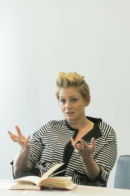 Sandra Bauer (Immofinanz), © Martina Draper (15.12.2012)