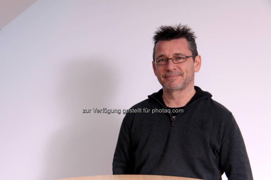 Andreas Hauser, Redaktion Corporate Publishing, Kultig Werbeagentur: Kultig Werbeagentur erweitert um Corporate Publishing, © Aussender (27.01.2015)