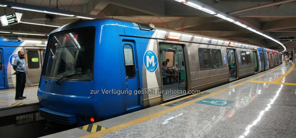 Kapsch AG: Kapsch errichtet Tetra-Infrastruktur für neue U-Bahn-Linie in Rio de Janeiro, © Aussendung (27.01.2015)