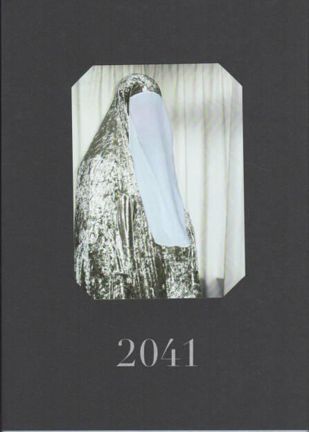 2041 - 2041, Here Press 2014, Cover - http://josefchladek.com/book/2041_-_2041, © (c) josefchladek.com (27.01.2015)