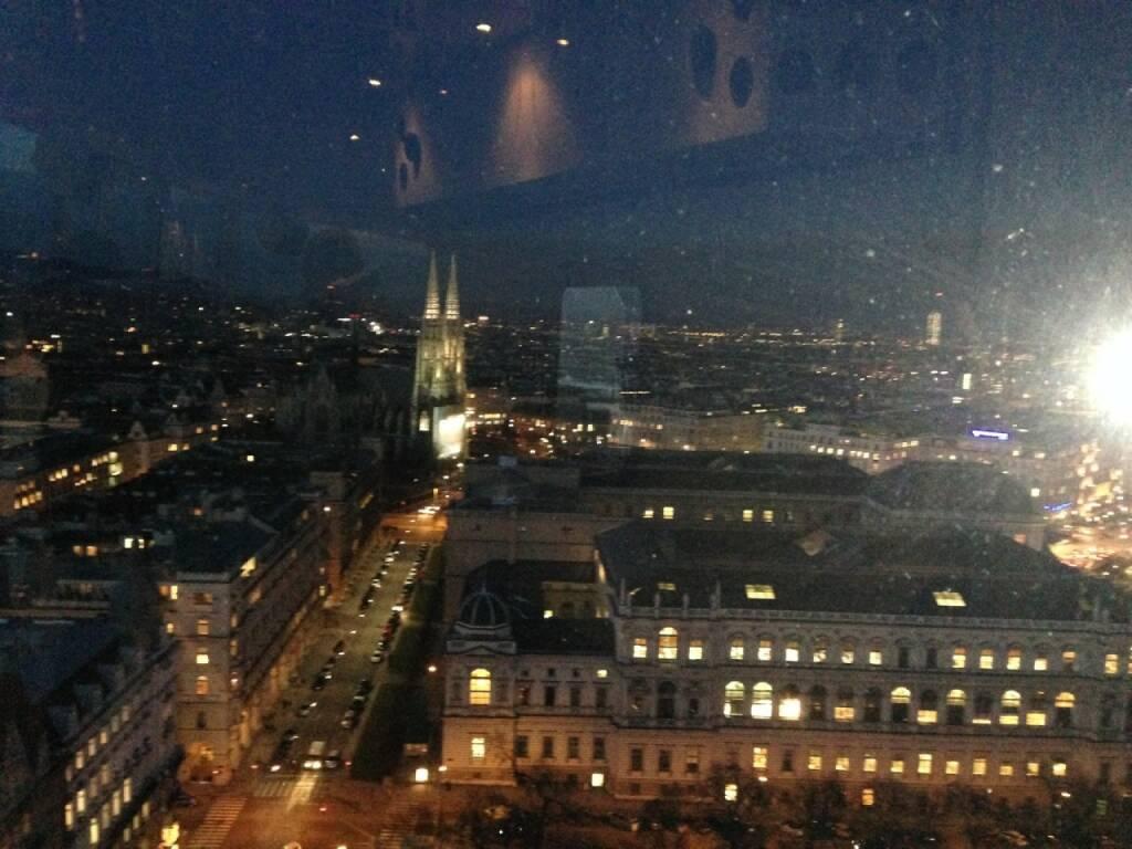 Wien bei Nacht (28.01.2015)