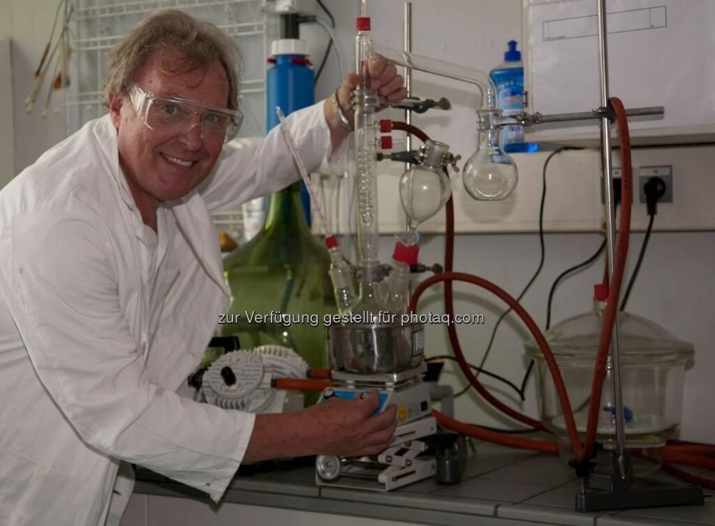 Professor Zack mit seiner zauberhaften Physikshow bei der Siemens Kindermatinee., © Aussender (30.01.2015)