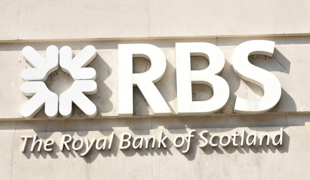 Royal Bank of Scotland, RBS, <a href=http://www.shutterstock.com/gallery-280333p1.html?cr=00&pl=edit-00>Lucian Milasan</a> / <a href=http://www.shutterstock.com/editorial?cr=00&pl=edit-00>Shutterstock.com</a>, Lucian Milasan / Shutterstock.com, © www.shutterstock.com (03.02.2015)