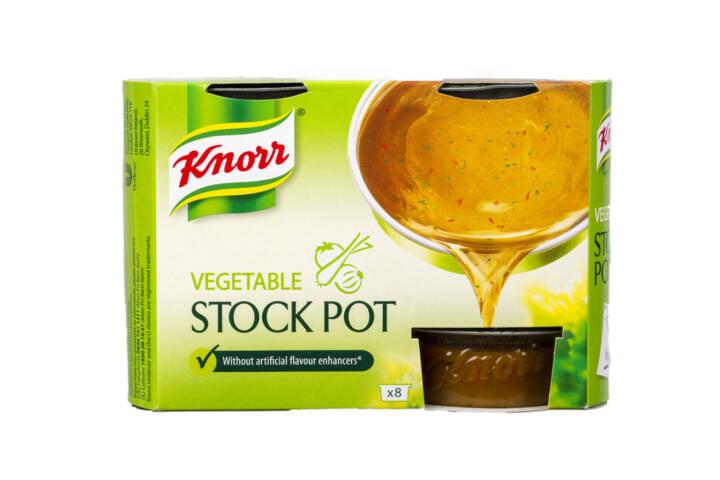 Knorr <a href=http://www.shutterstock.com/gallery-1444547p1.html?cr=00&pl=edit-00>Paul Daniels</a> / <a href=http://www.shutterstock.com/editorial?cr=00&pl=edit-00>Shutterstock.com</a>, Paul Daniels / Shutterstock.com