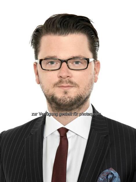 Thomas Kulnigg wurde mit 1. Februar 2015 zum Partner der Rechtsanwaltskanzlei Schönherr ernannt., © Aussender (03.02.2015)
