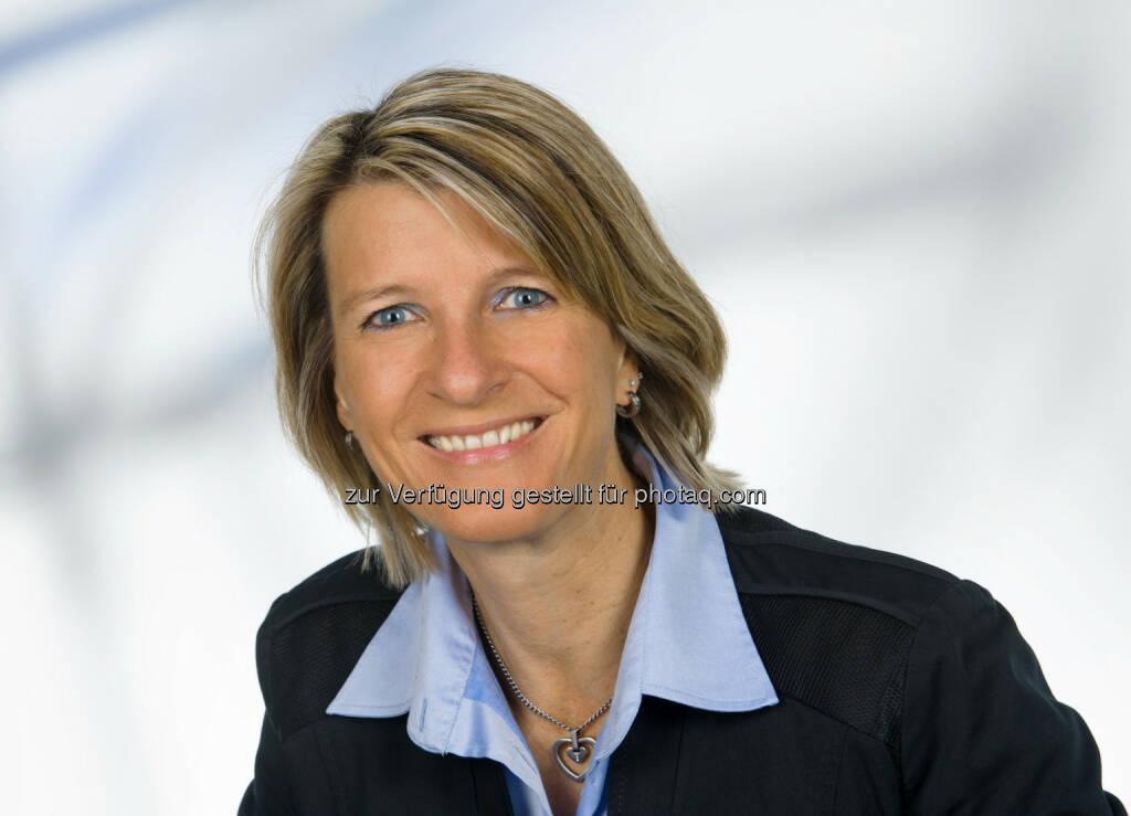 Ulrike Praun ist neue Vertriebschefin der ÖBV - Österreichische Beamtenversicherung, © Aussender (03.02.2015)