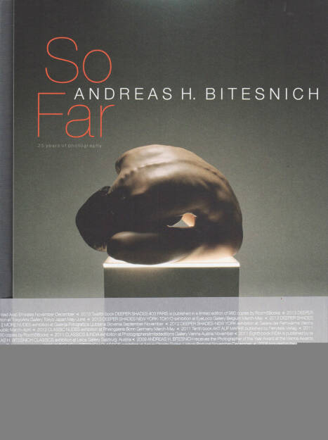Andreas H. Bitesnich - So far - 25 years of photography, Room5Books 2014, Cover - http://josefchladek.com/book/andreas_bitesnich_-_so_far_-_25_years_of_photography, © (c) josefchladek.com (04.02.2015)