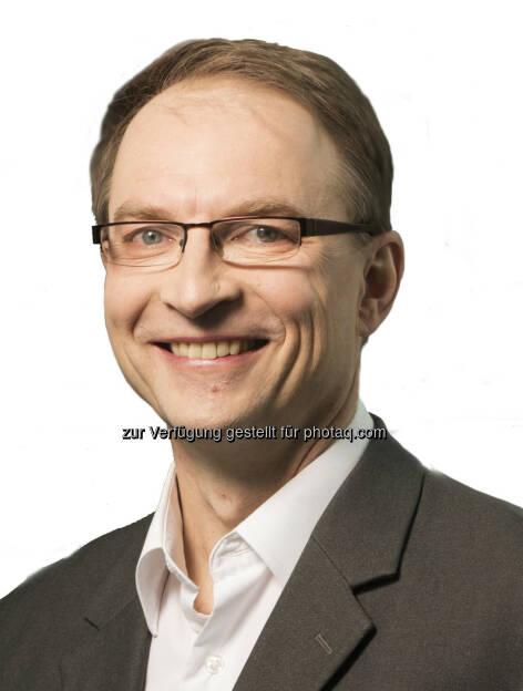 Martin Lehner wird neuer Vizerektor für Lehre: FH Technikum Wien, © Aussender (04.02.2015)