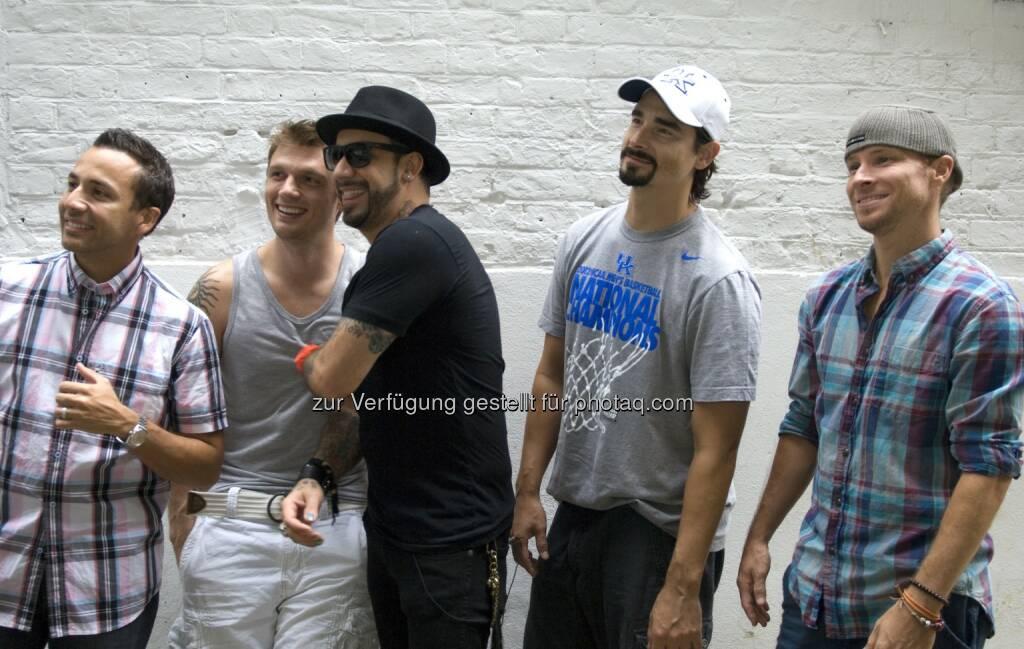 Cineplexx Kinobetriebe GmbH: Die Backstreet Boys im Kino, © Aussender (04.02.2015)